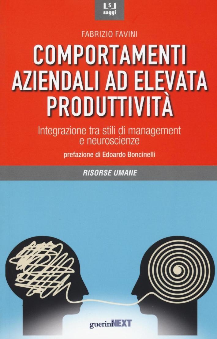 Innovazione del comportamento. Integrazione tra neuroscienze e management.