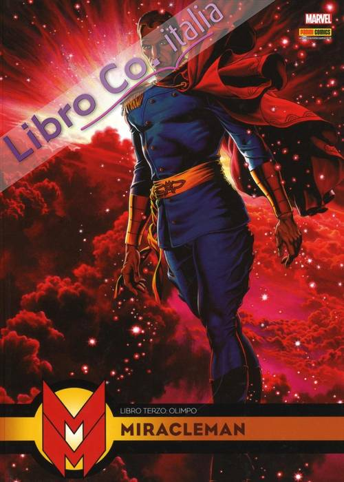 Olimpo. Miracleman. Vol. 3.