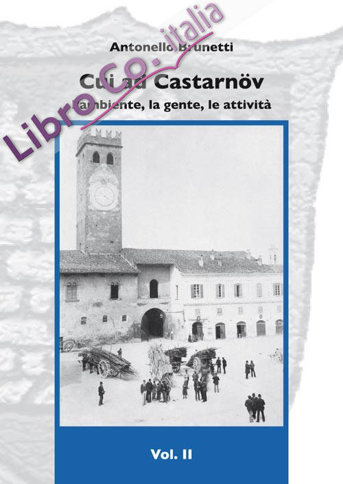 Cui ad Castarnov. Vol. 2: L'ambiente, la gente, le attività.