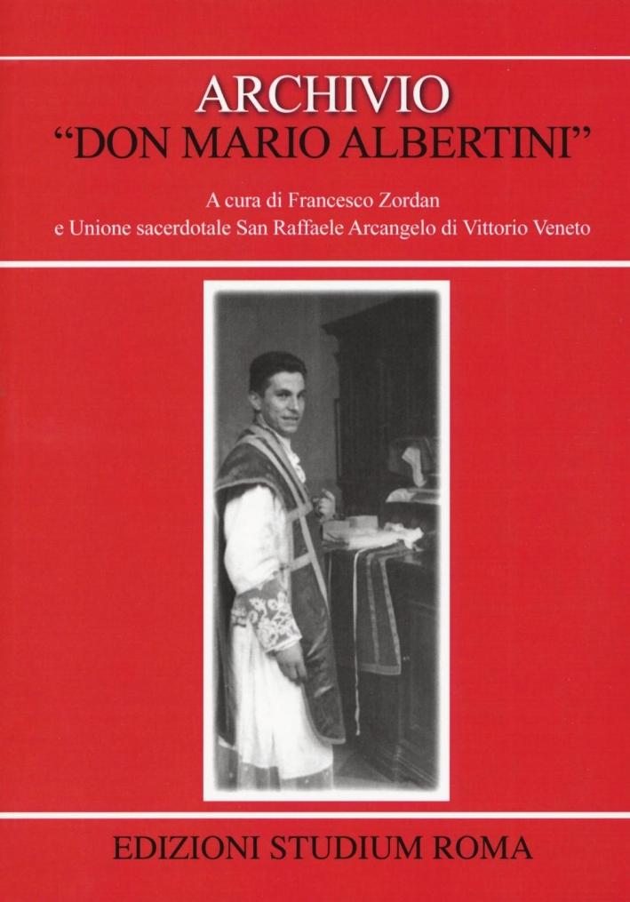 Archivio don Marino Albertini.