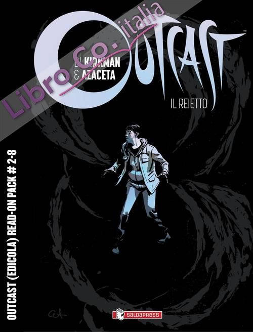 Outcast. il Reietto. Read-On. Pack: 2-8