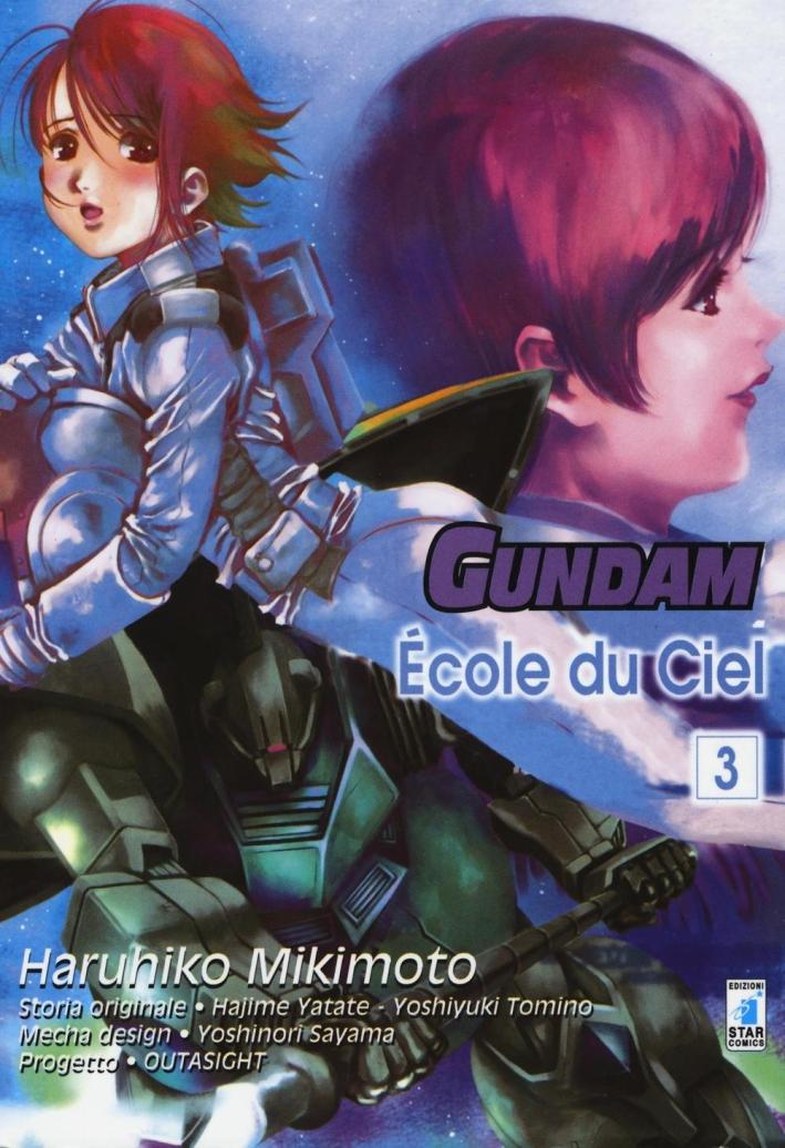 Gundam école du ciel. Vol. 3.