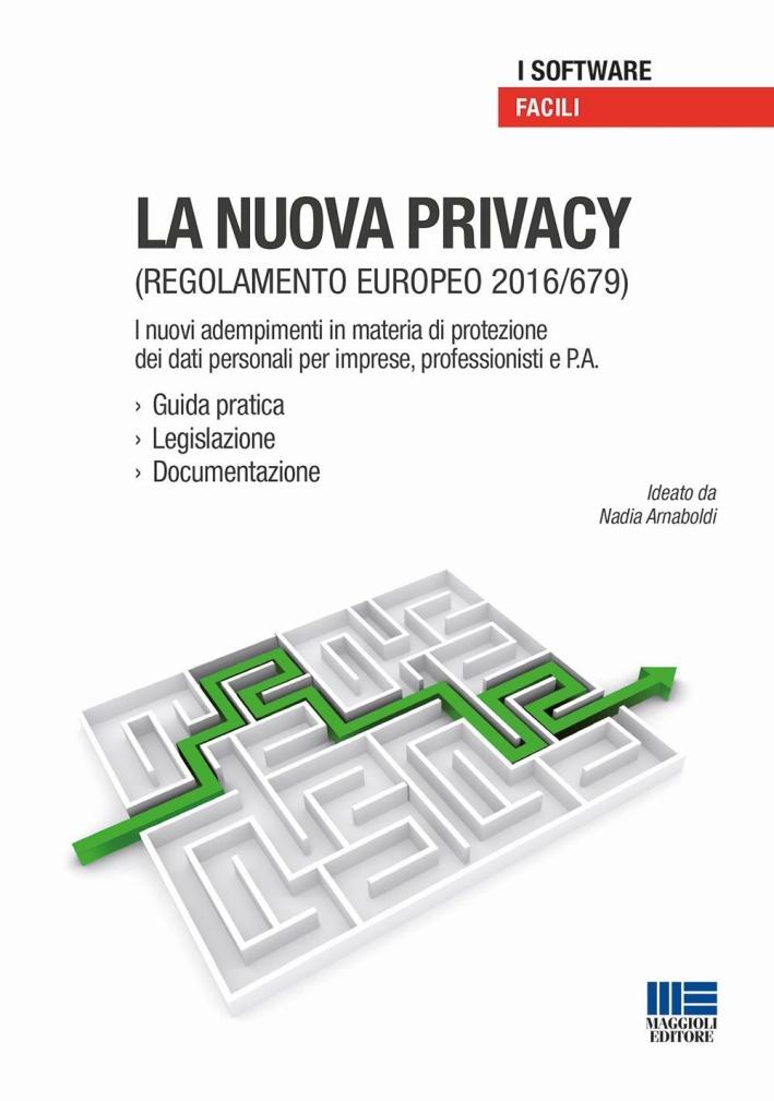Privacy facile. Con CD-ROM.