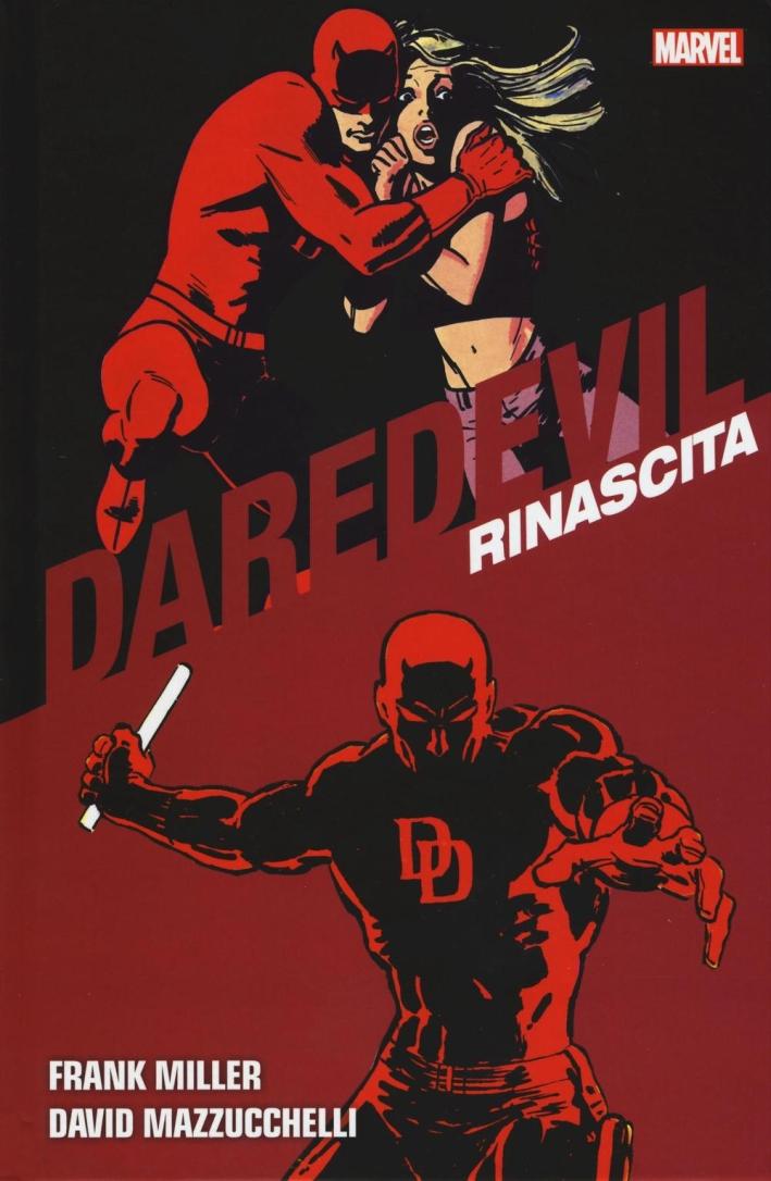 Rinascita. Daredevil collection. Vol. 7.