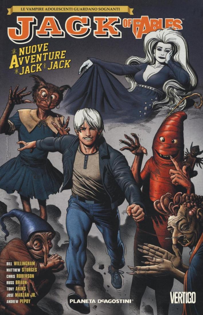 Le nuove avventure di Jack e Jack. Jack of fables. Vol. 7.