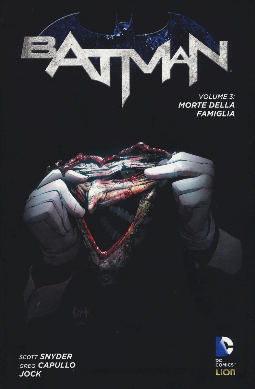 Morte della famiglia. Batman. Vol. 3