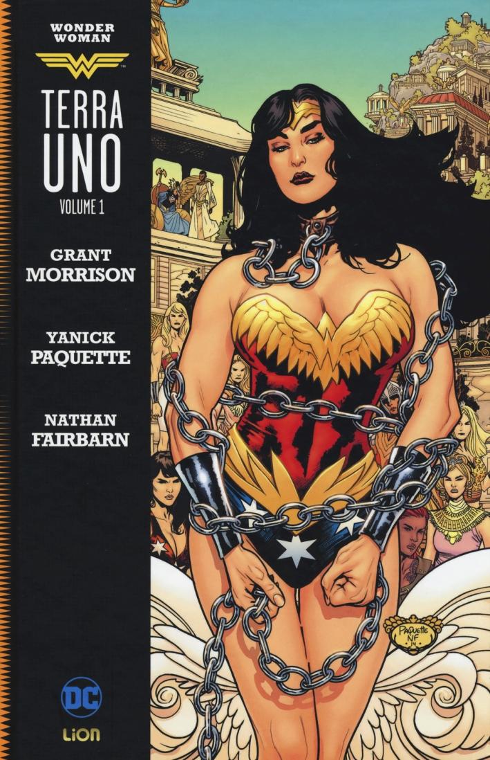 Terra Uno. Wonder Woman. Vol. 1