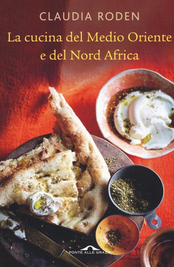 La cucina del Medio Oriente e del Nord Africa.