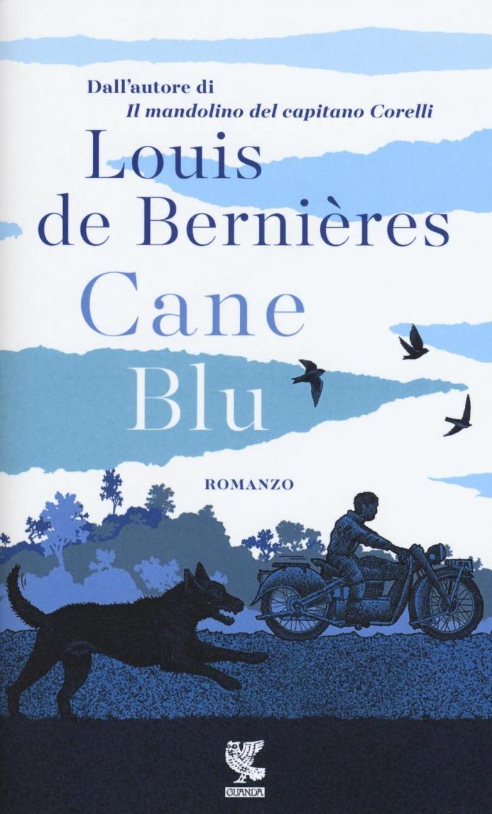 Cane blu.