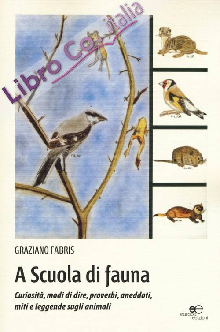 A scuola di fauna.