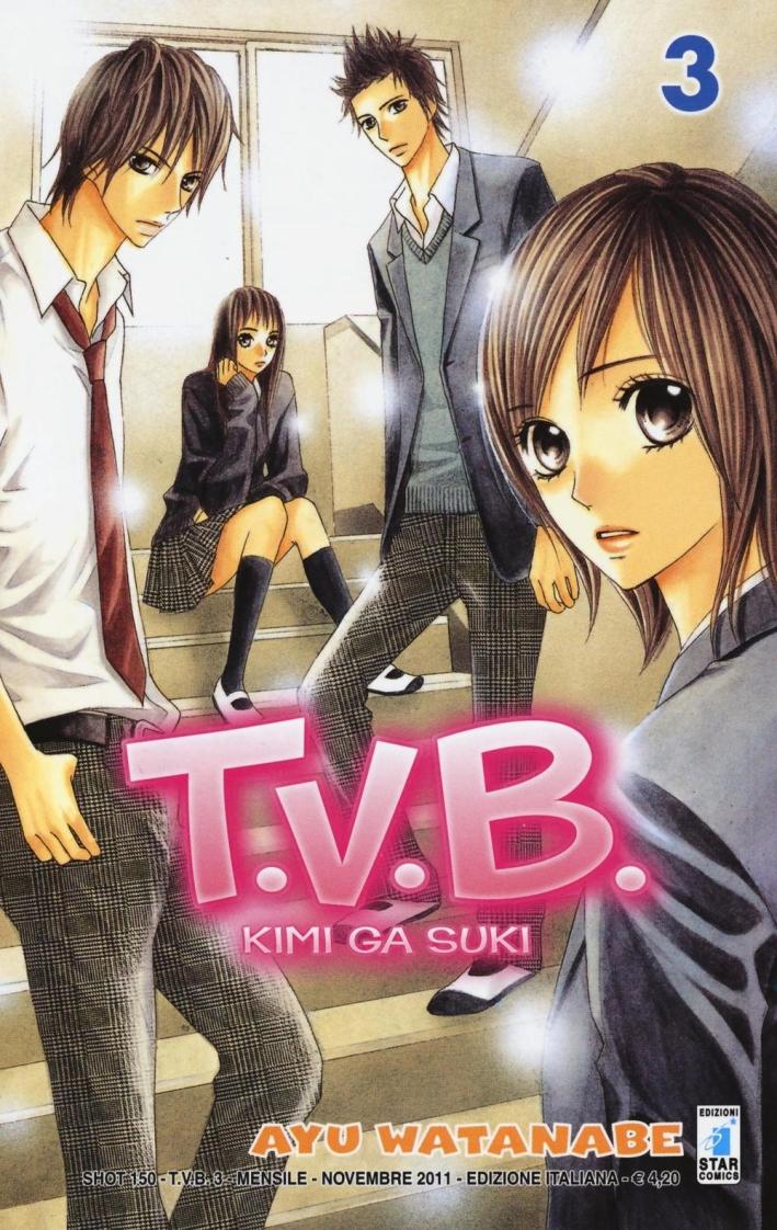 T.V.B.. Vol. 3.
