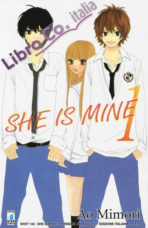 She is mine. Vol. 1.