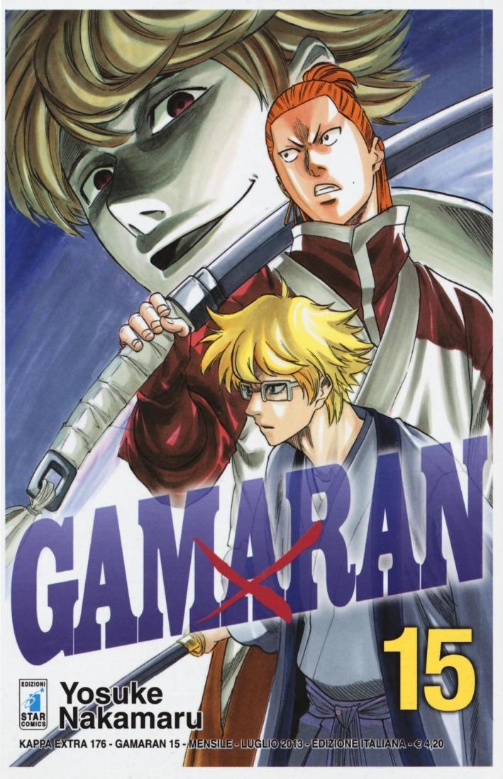 Gamaran. Vol. 15.