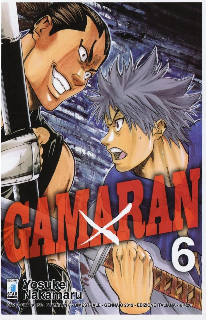 Gamaran. Vol. 6.