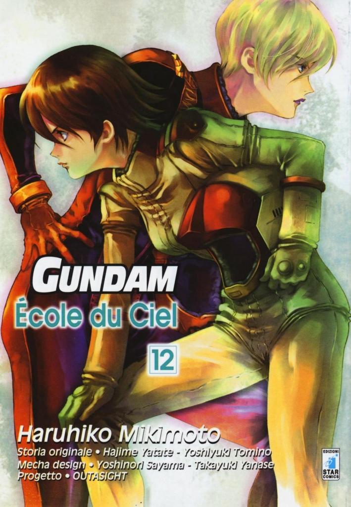 Gundam école du ciel. Vol. 12