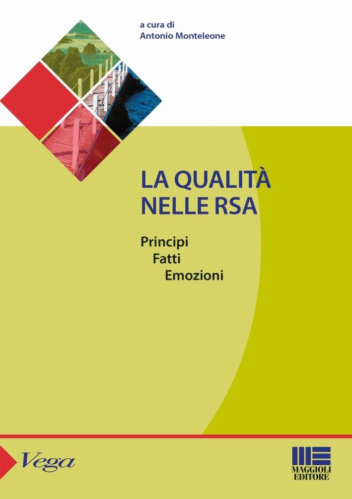 La qualità nelle RSA