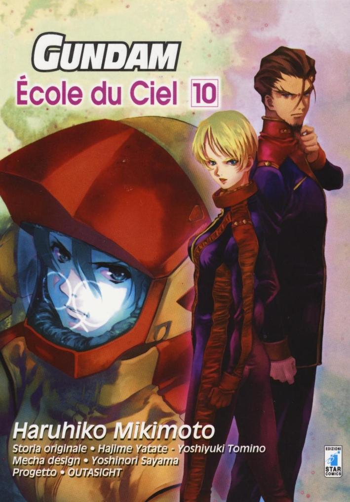 Gundam école du ciel. Vol. 10.