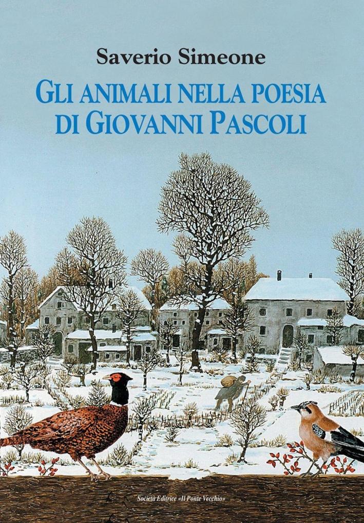 Gli animali nella poesia di Giovanni Pascoli