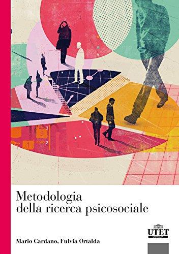 Metodologia della ricerca psicosociale.
