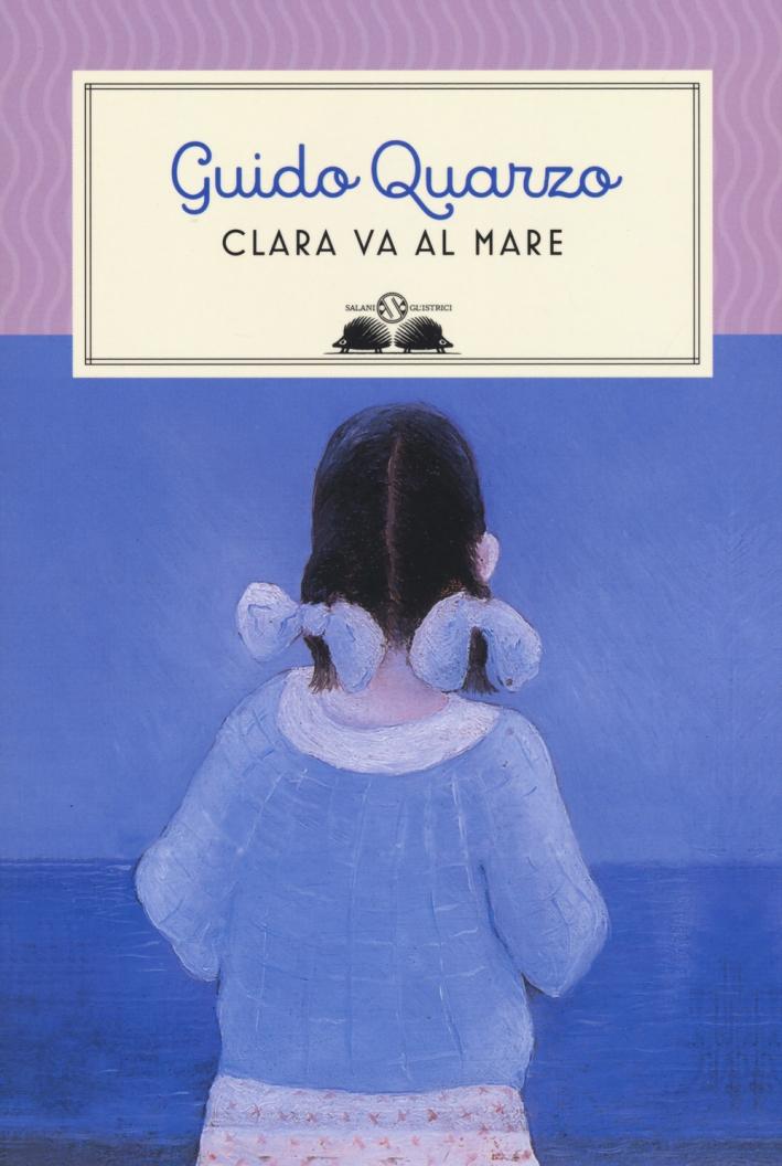 Clara va al mare.