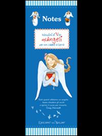 Istruzioni di volo degli angeli per non cadere a terra. Notes.