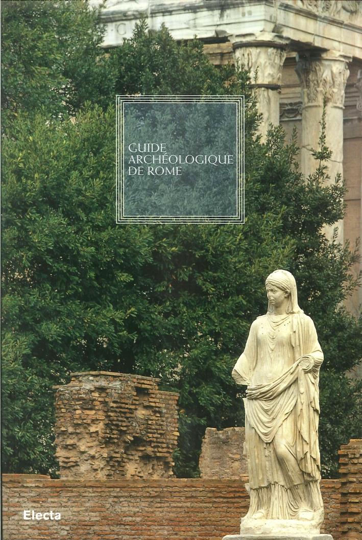 Guida archeologica di Roma. [French Ed.].