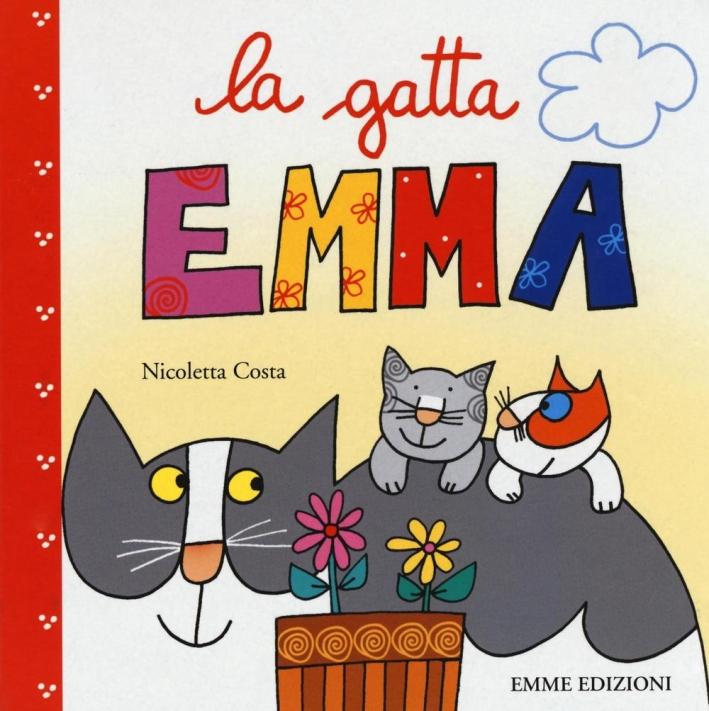 La gatta Emma.