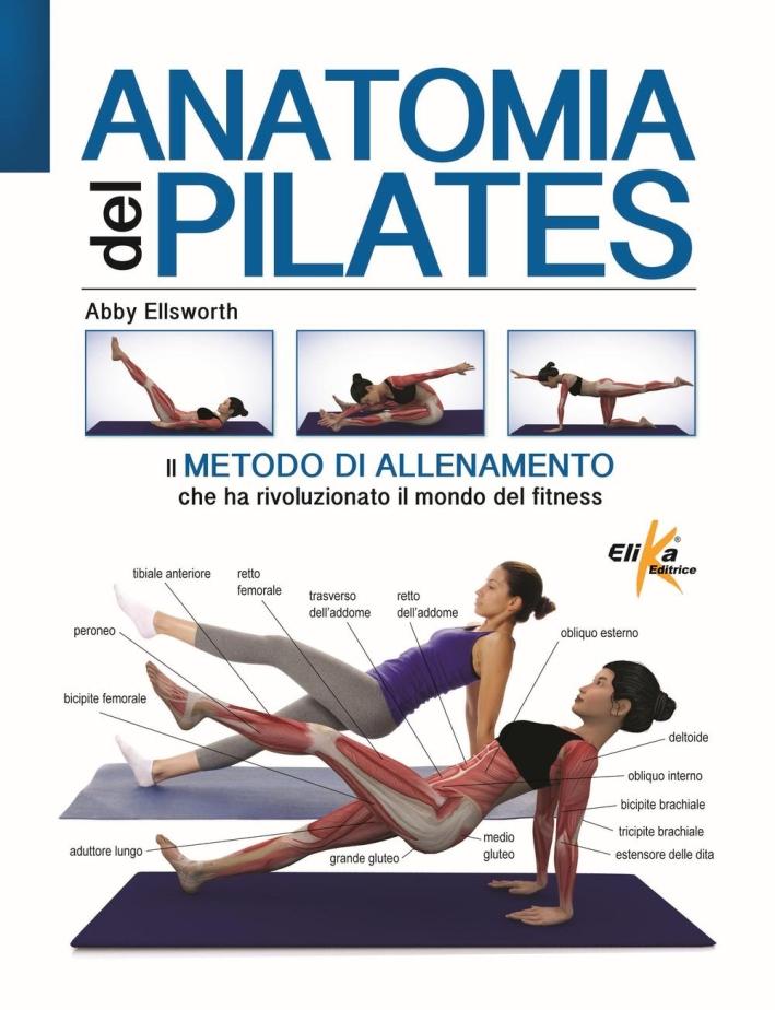 Anatomia dei pilates.
