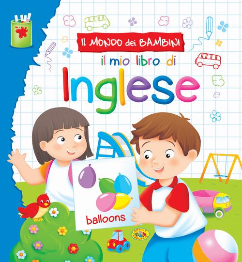 Il mio libro di inglese.