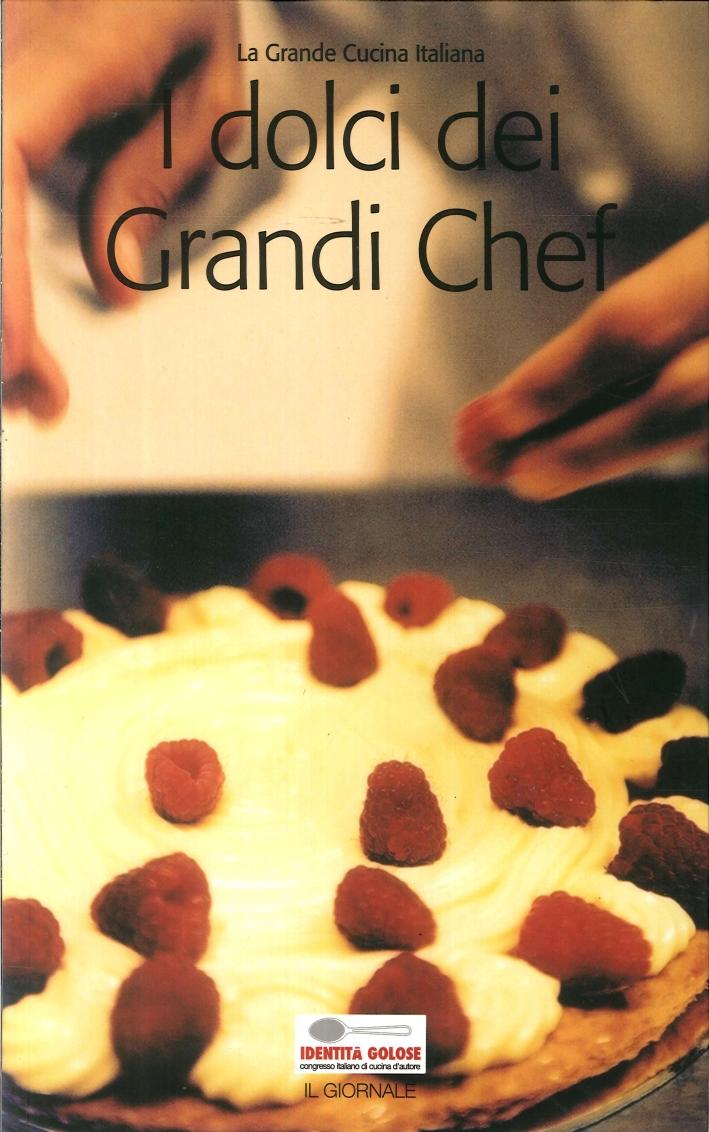 I dolci dei Grandi Chef