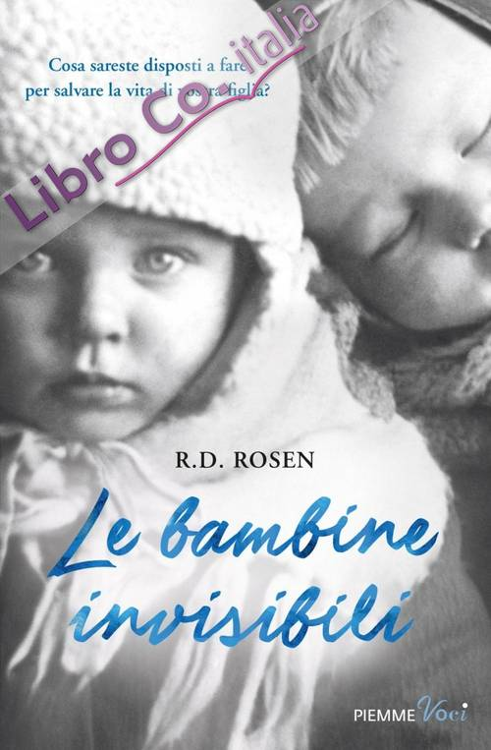 Le bambine invisibili.