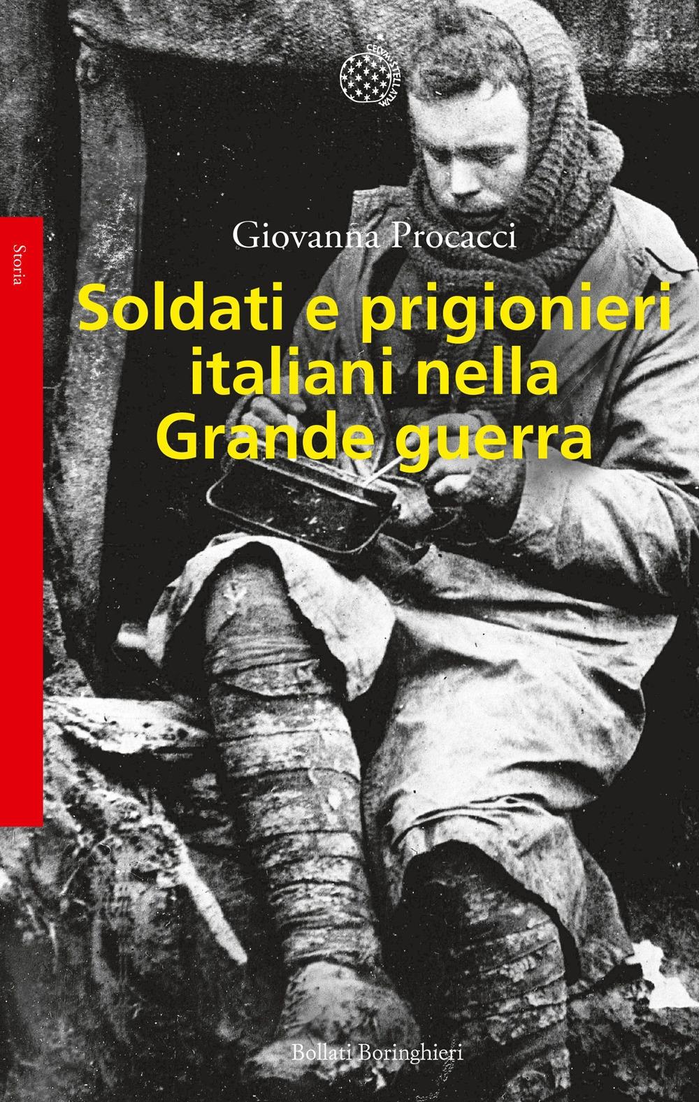 Soldati e prigionieri italiani nella grande guerra.