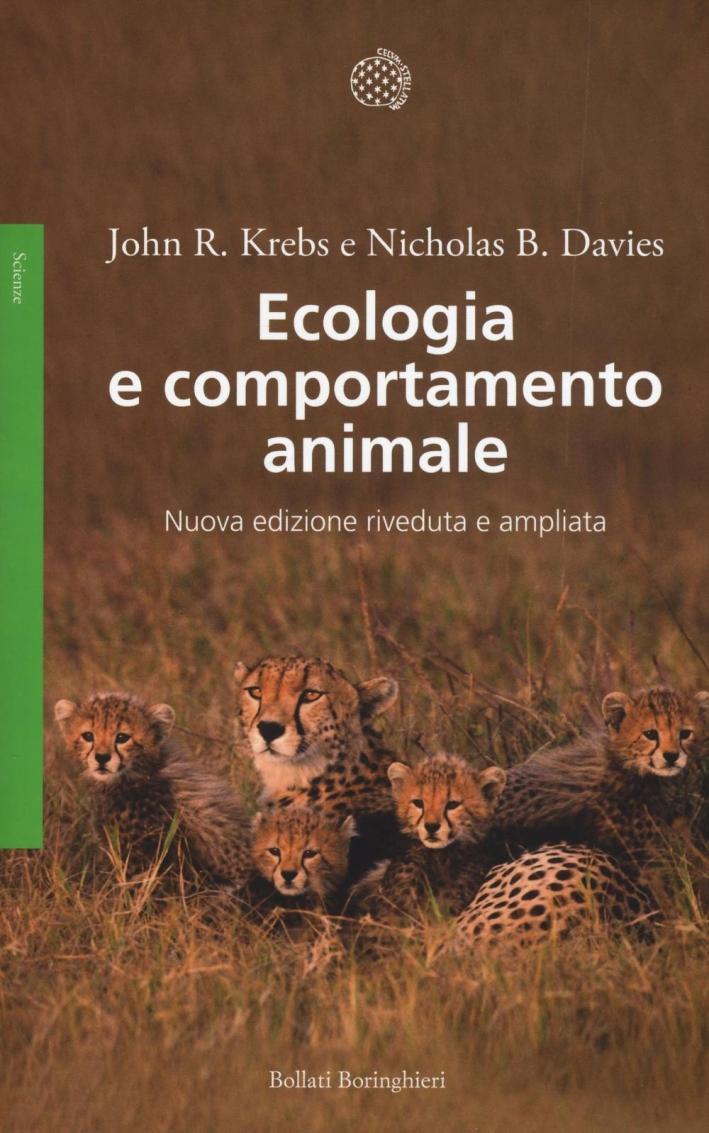 Ecologia e comportamento animale.