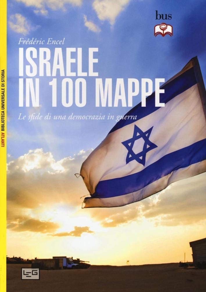 Israele in 100 mappe.