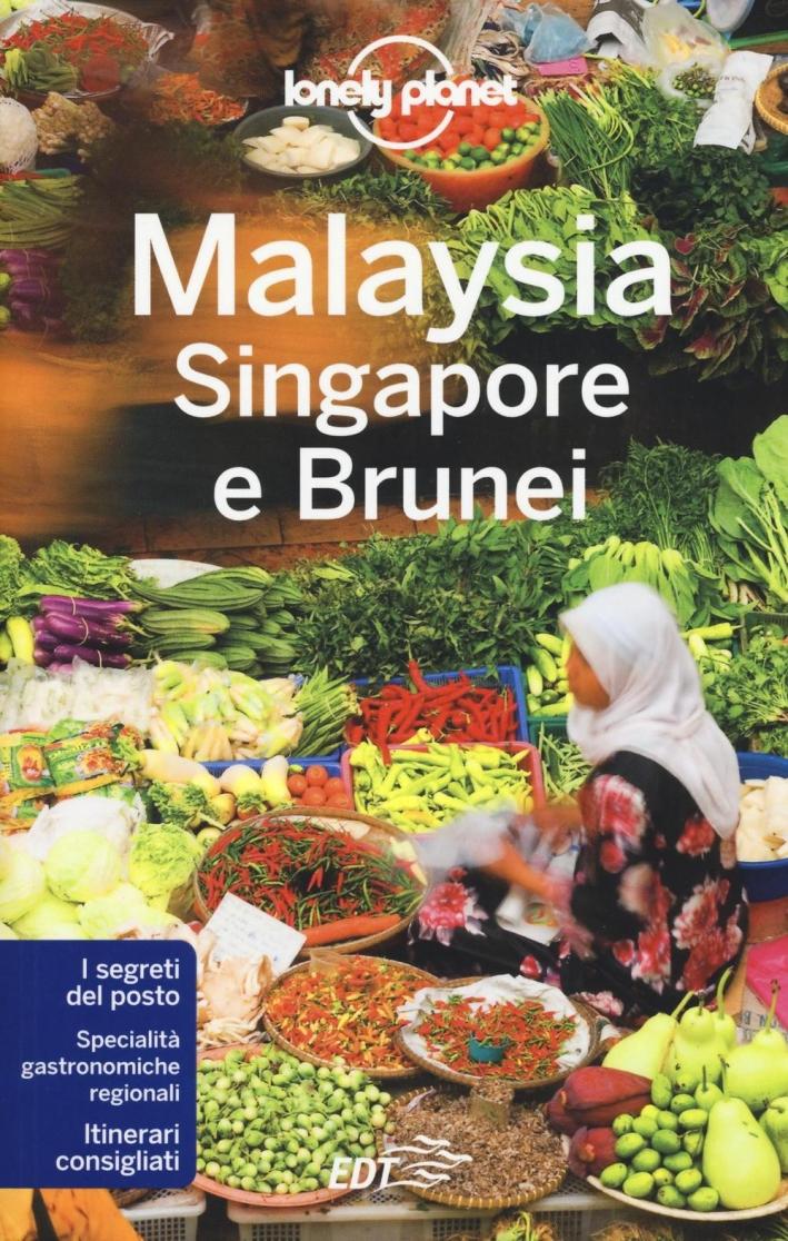 Malaysia, Singapore e Brunei.