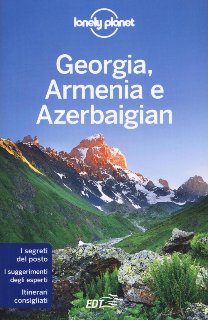 Georgia, Armenia e Azerbaigian.