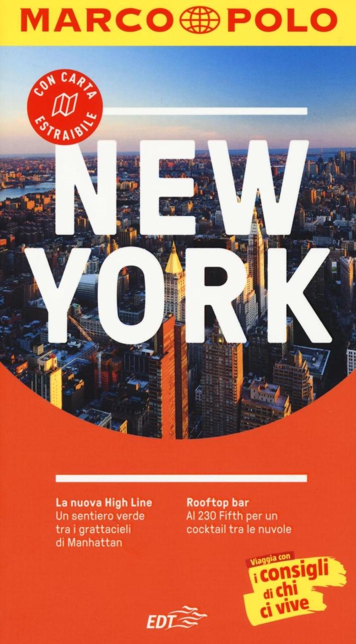 New York. Con cartina.