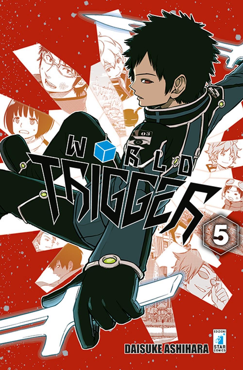 World Trigger. Vol. 5.