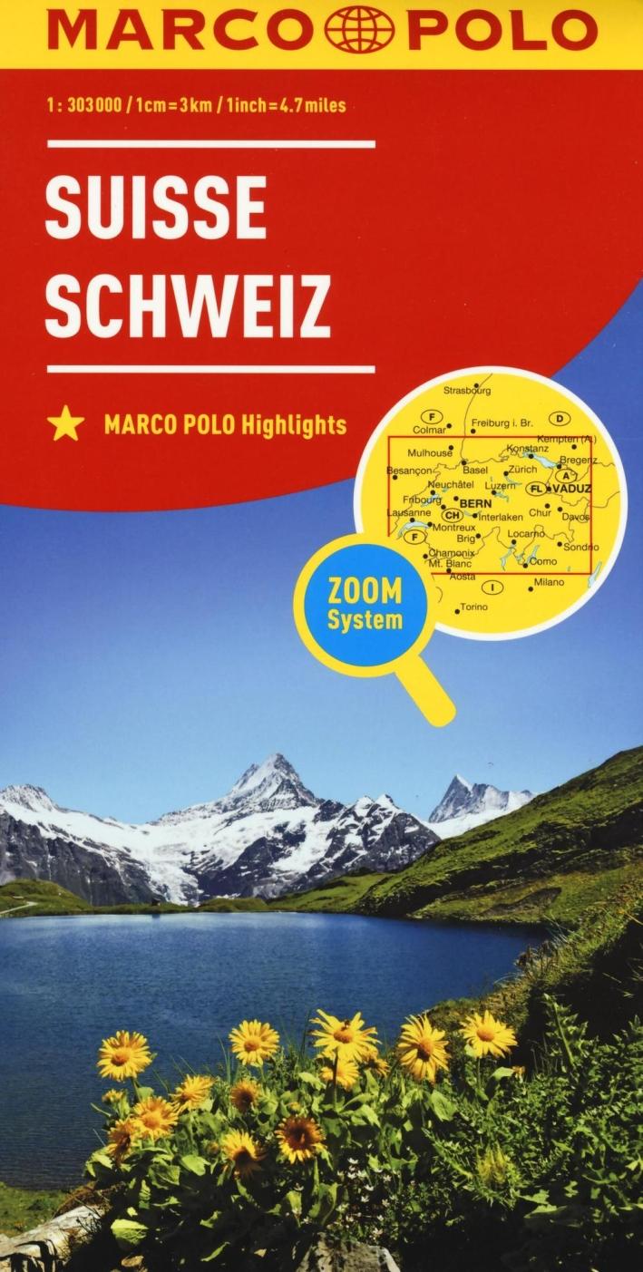 Svizzera 1:303.000.