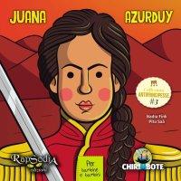 Juana Azurduy.