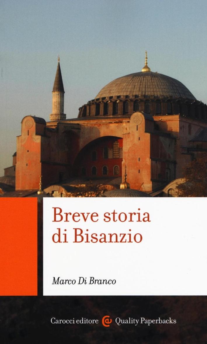 Breve storia di Bisanzio.
