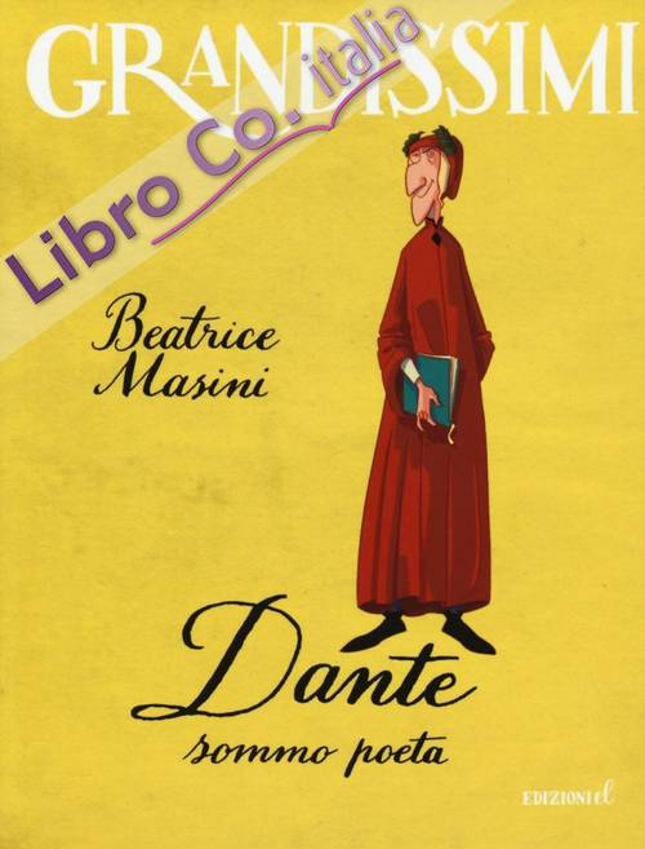 Dante. Sommo poeta.