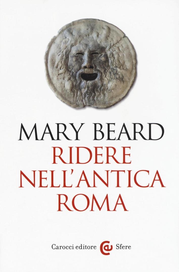 Ridere nell'antica Roma.