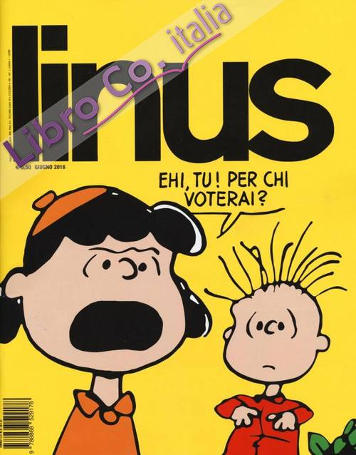 Linus (2016). Vol. 6.