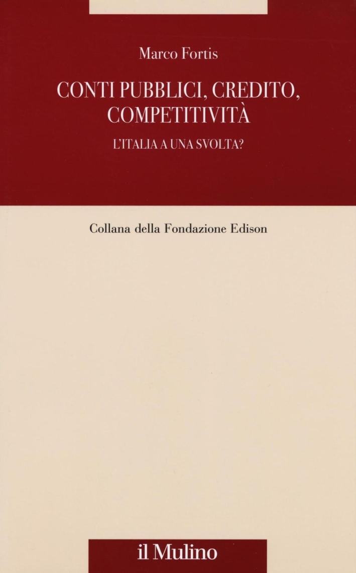 Debito, banche, competitività. Le sfide dell'Italia.
