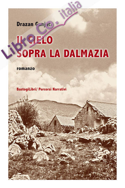 Il cielo sopra la Dalmazia.