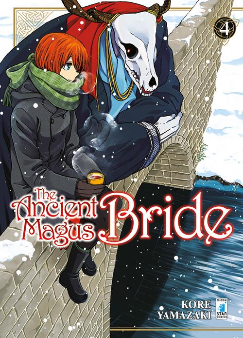 The ancient magus bride. Vol. 4.