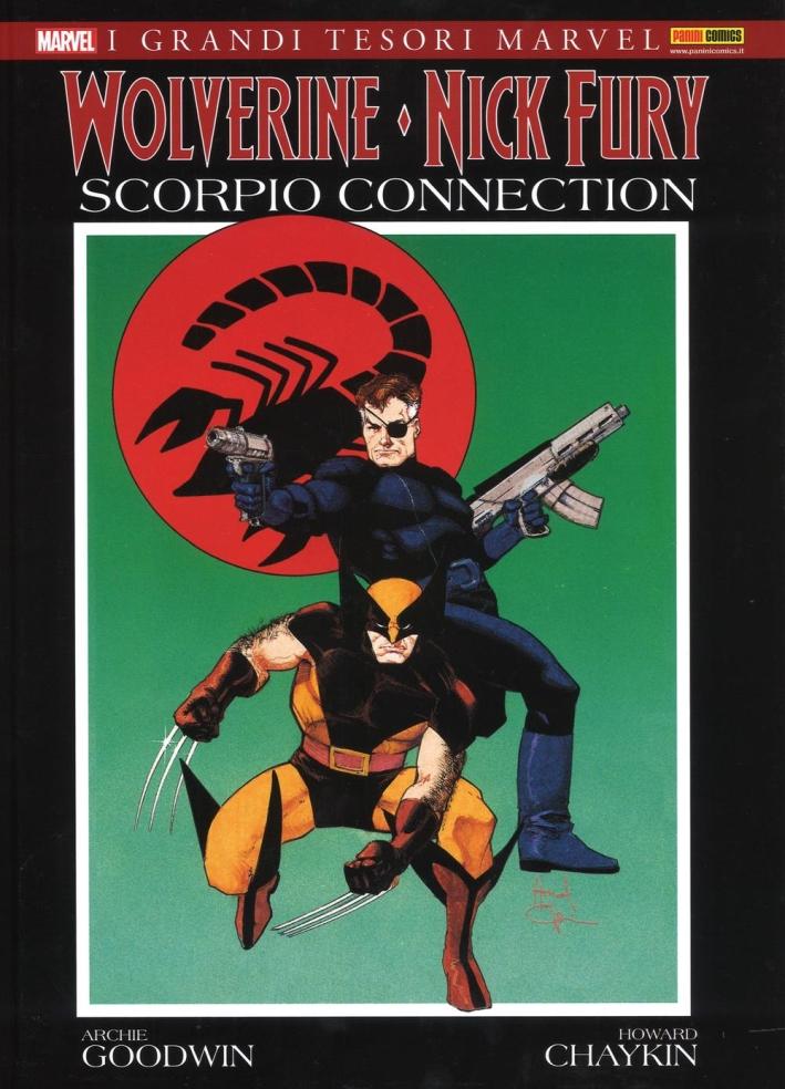 Wolverine & Nick Fury: Scorpio Connection