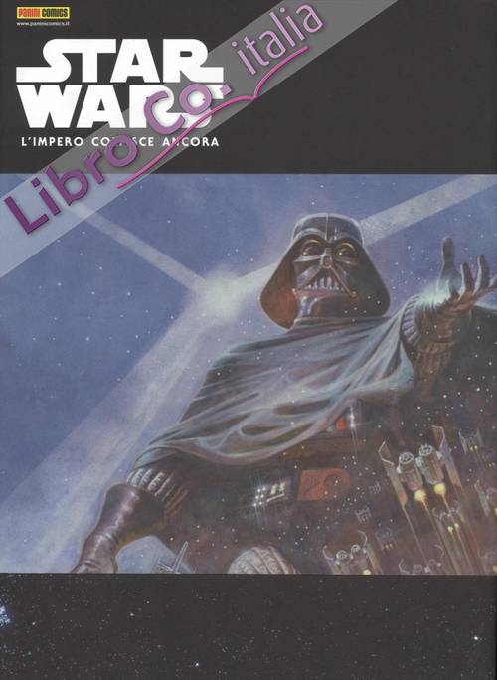 L'impero colpisce ancora. Star Wars. Con Poster