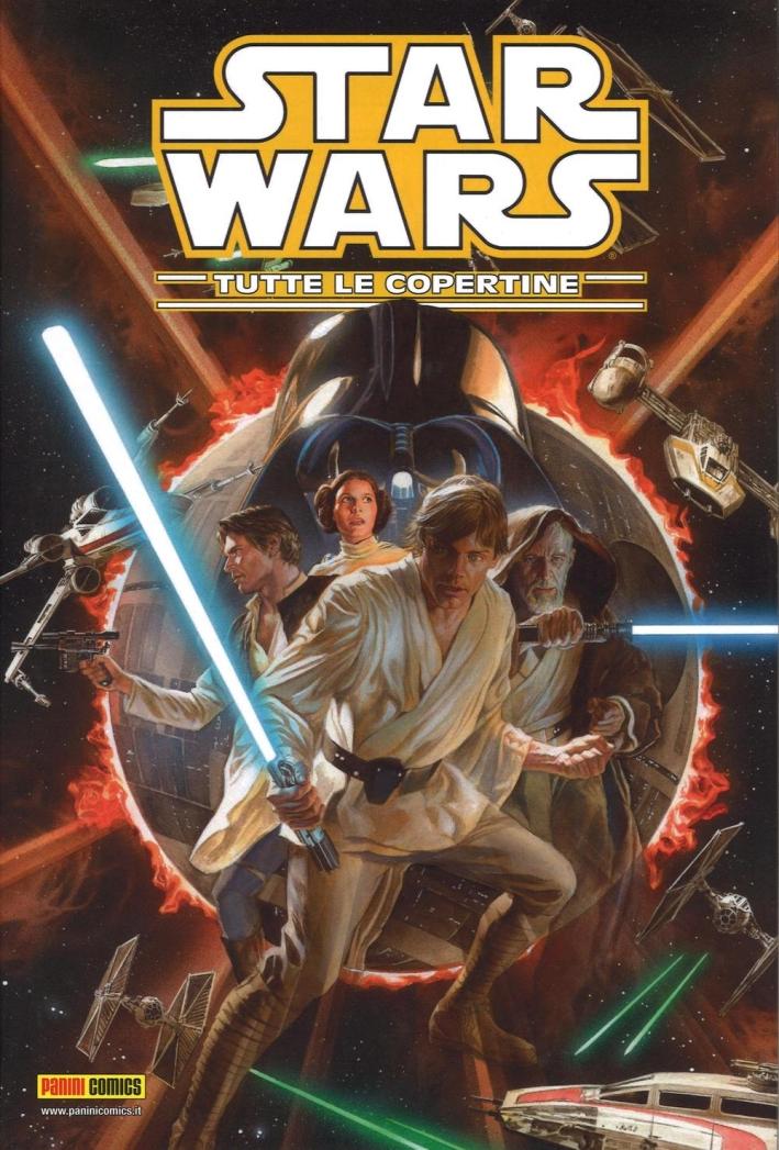 Star Wars: tutte le copertine. Ediz. illustrata